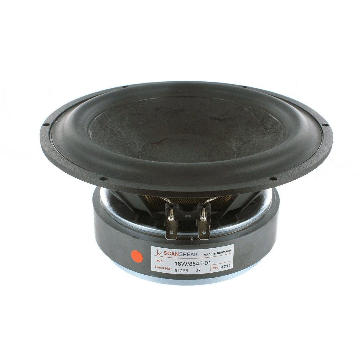 Scanspeak Classic 18W/8545-01 Midwoofer - Willys-Hifi Ltd