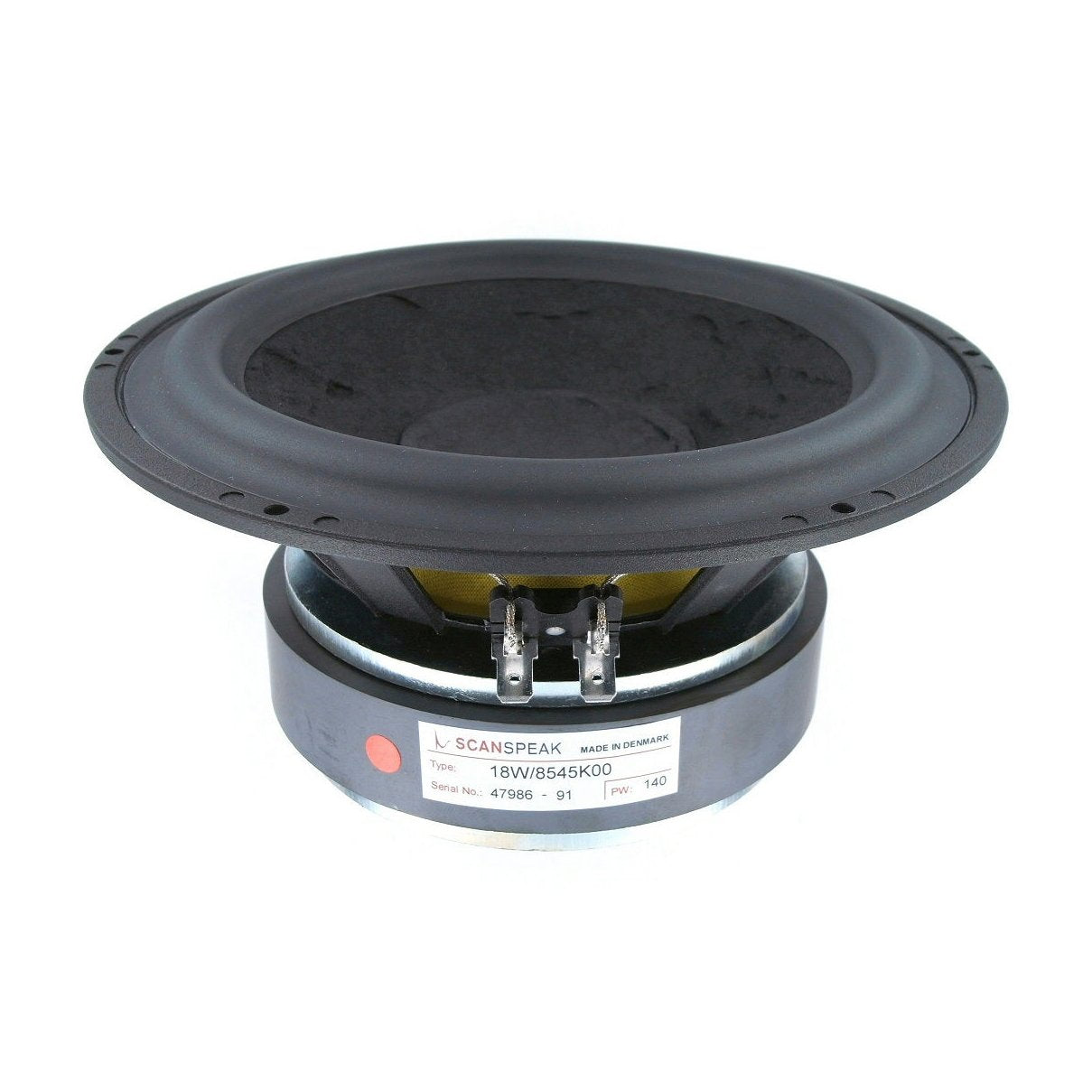 Scanspeak Classic 18W/8545K00 Midwoofer - Willys-Hifi Ltd