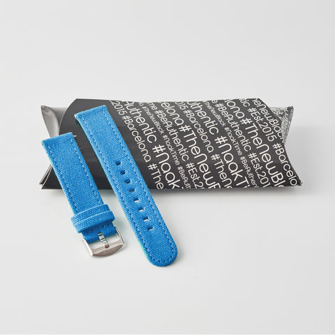 Electric Blue Strap