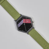 HEXA Polygon Midnight