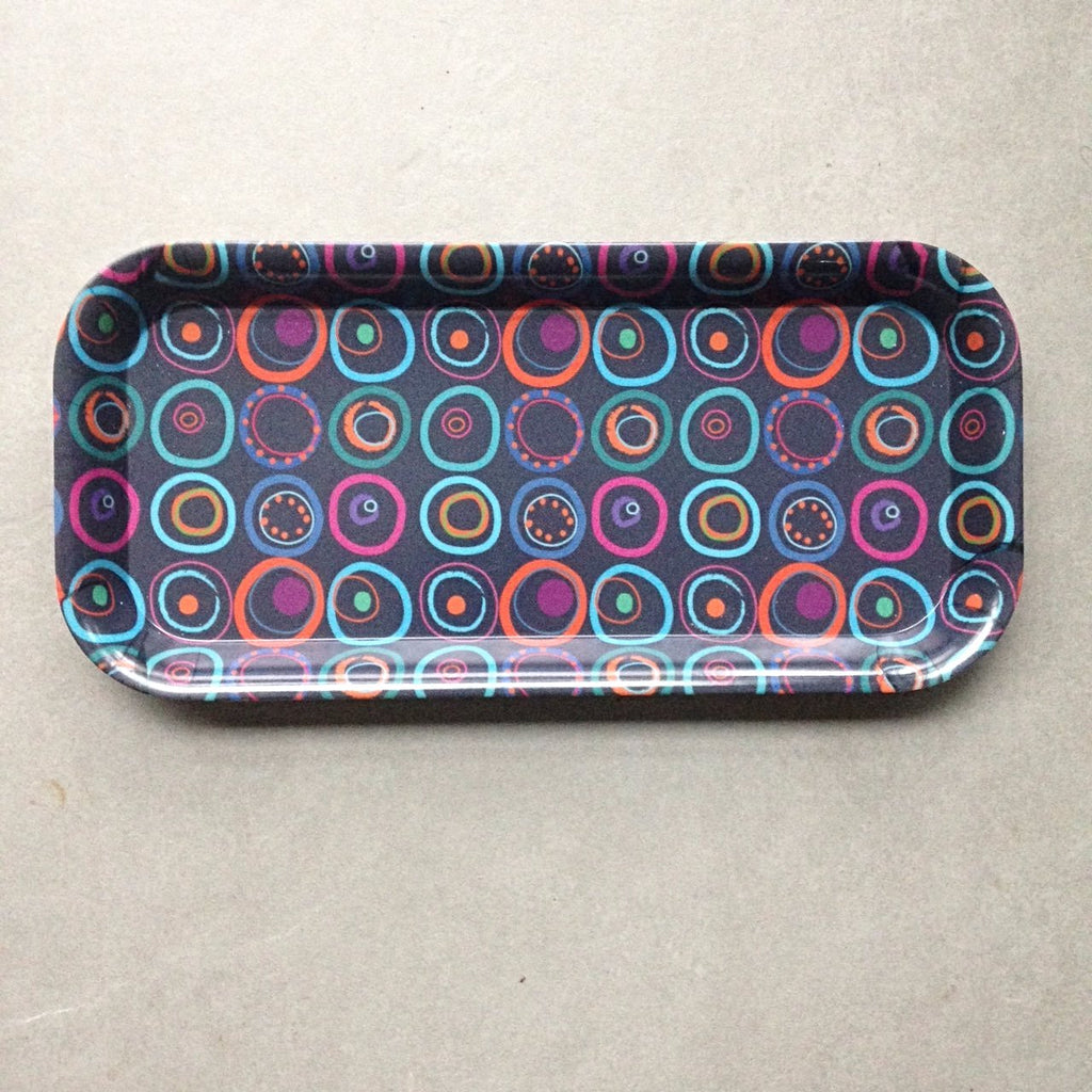 Circles Printed Tray