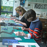 Workshops - for groups of 4 - inc accommodation, lunch, materials and framing
