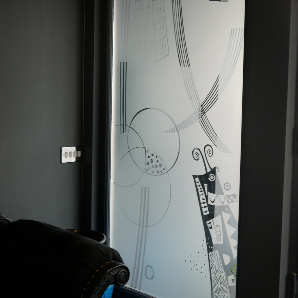Bespoke Film for Glass