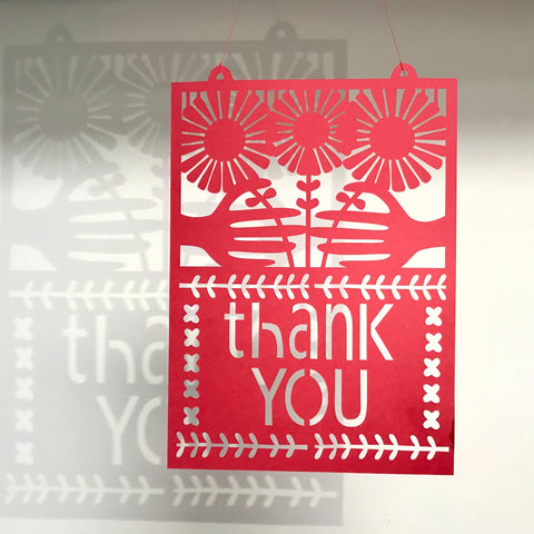 Thank you Paper Cut for Makers Guild in Wales