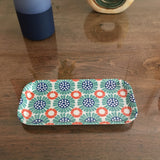 Orange Marguerite Tray