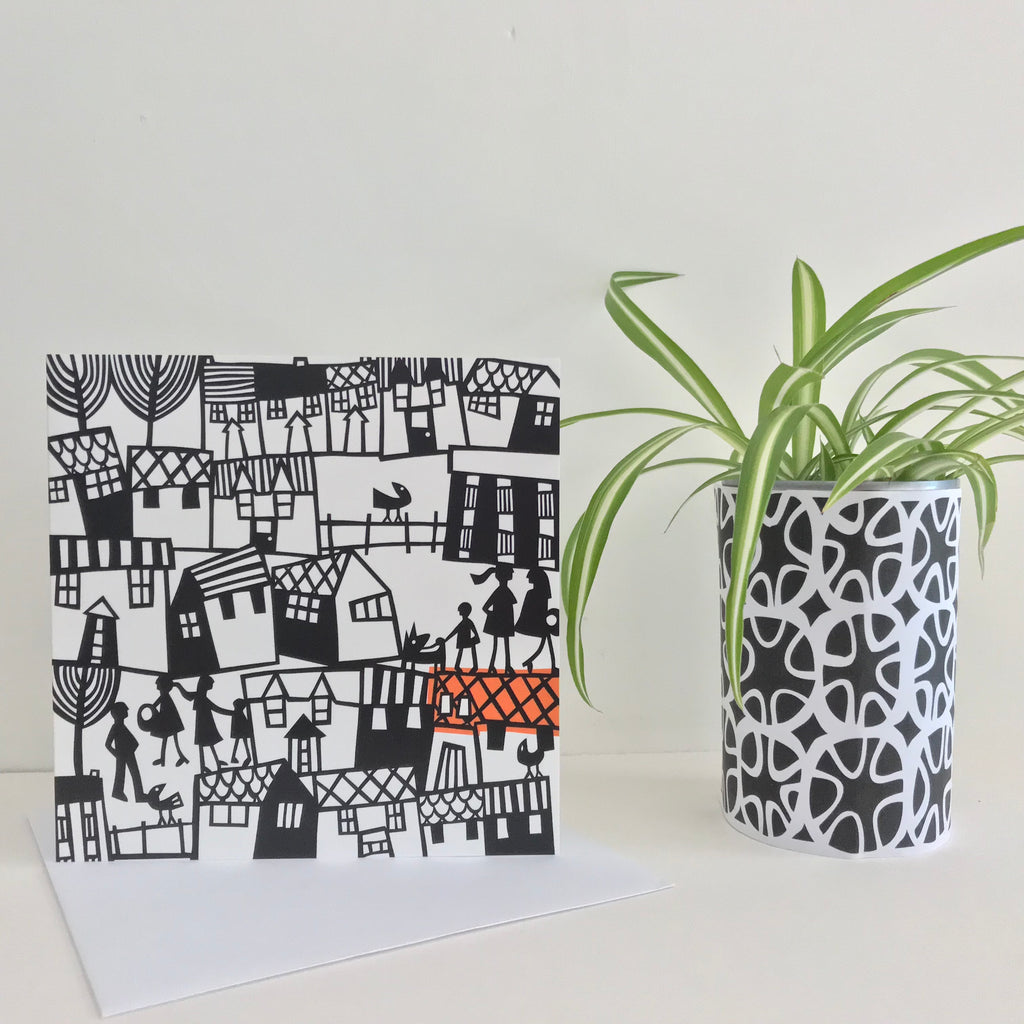 Architectural Greeting Cards Free Uk Delivery Carolinerees