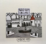 Harbour Limited Edition Paper Cut