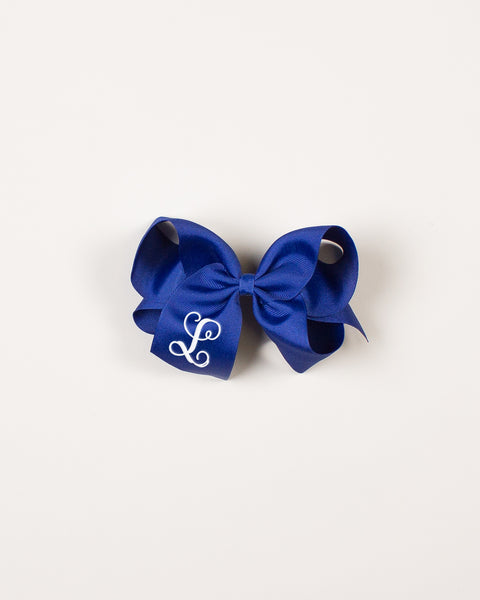 Royal Classic Bow on ALLIGATOR CLIP