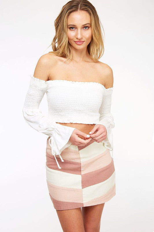Stassie Off The Shoulder Top
