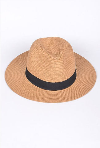 Summer Hat Brown