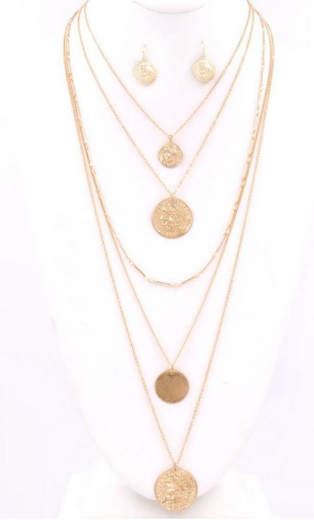 Lisa Layered Necklace