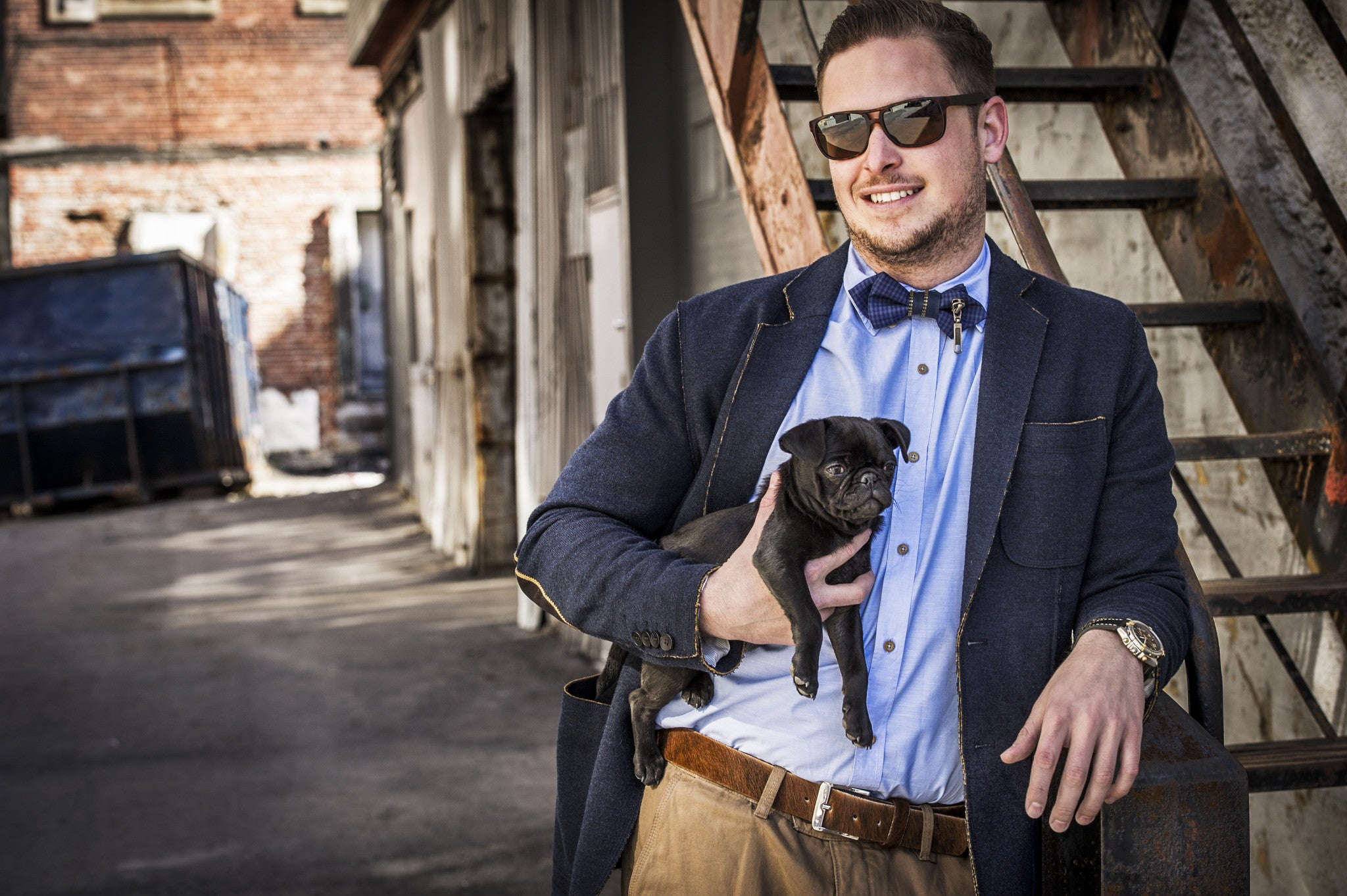 Dare to wear high-end handmade ties and bow ties from Swell Fellow