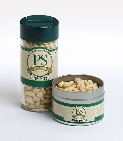 Pine Nuts Or Pignolas
