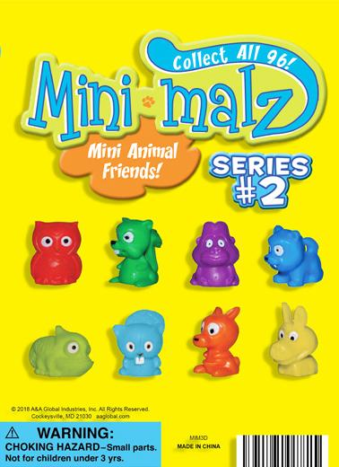 Mini Malz Are Back!
