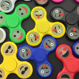 EMOJI GLOW IN THE DARK FIDGET SPINNERS