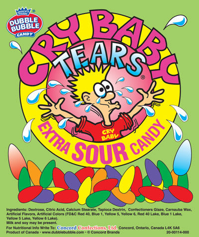 CONCORD CRY BABY TEARS  - SPECIAL ORDER