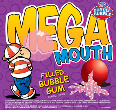 CONCORD MEGA MOUTH - UNFILLED