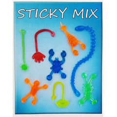 "1"" STICKY MIX DISPLAY"