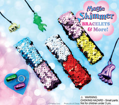 "2"" MAGIC SHIMMER BRACELETS & MORE DISPLAY"
