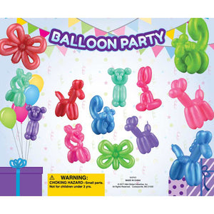 BALLOON PARTY ANIMALS - 250 COUNT
