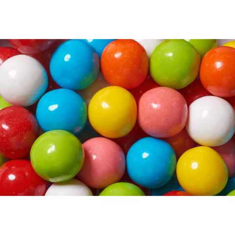 OAKLEAF BUBBLE KING SPECIAL ASSORTED GUMBALLS - 850 COUNT-SPECIAL ORDER