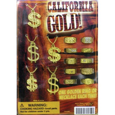 "1"" CALIFORNIA GOLD"