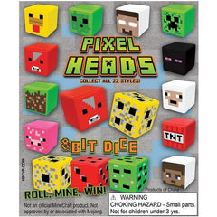 "1"" PIXEL HEADS DISPLAY"