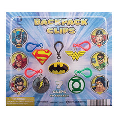"2"" DC COMICS BACKPACK CLIPS DISPLAY"