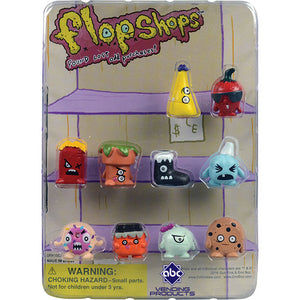 "1"" FLOPSHOP FIGURES - DISPLAY"