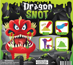 "2"" DRAGON SNOT DISPLAY"