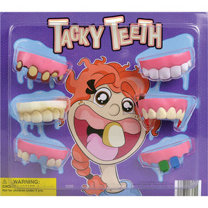 "2"" TACKY TEETH - 250 COUNT"