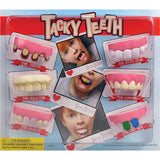 "2"" TACKY TEETH"