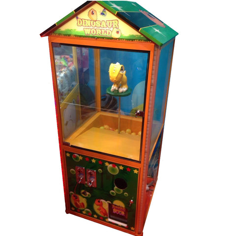 DINOSAUR WORLD EGG MACHINE