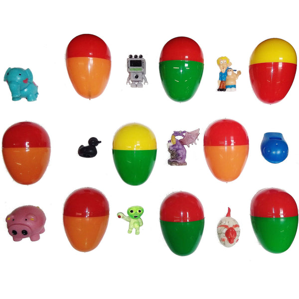 PREMIUM TOY FILLED EGGS - 300ct