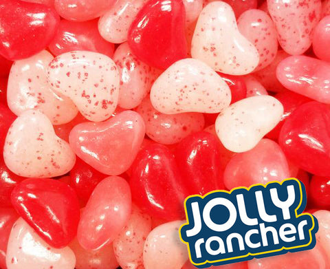 JOLLY RANCHER JELLY HEARTS CANDY - 3LBS