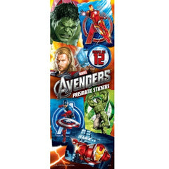 MARVEL AVENGERS STICKERS DISPLAY