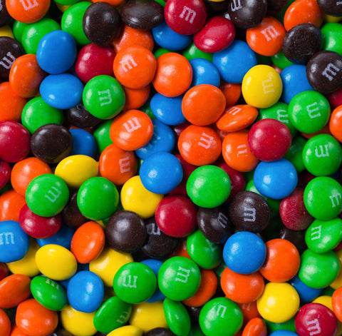 M&M'S PLAIN 3 LBS PANTRY SIZE BAG