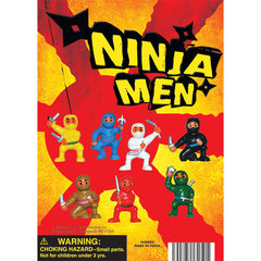 "1"" NINJA WARRIORS DISPLAY"