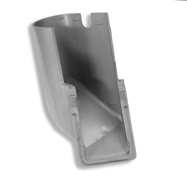 Northwestern Vending Chute for Northwestern Series 60 Vendors or Triple Play (Metal, Black or Grey Plastic)