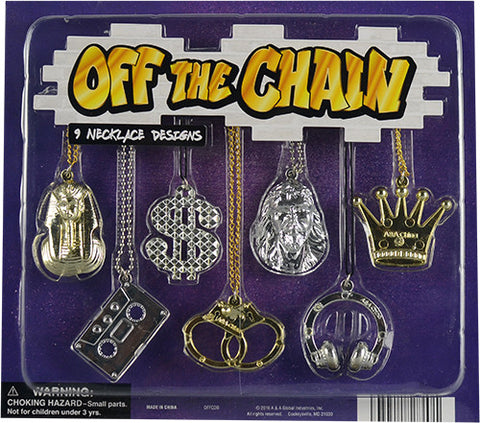 "2"" OFF THE CHAIN - 250 COUNT"