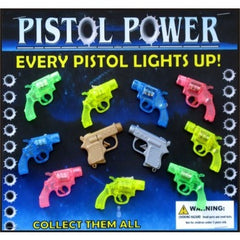 "2"" PISTOL POWER DISPLAY"