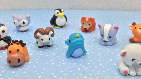 "1"" SQWISHLAND POLAR - 250 COUNT (PREORDER ONLY)"