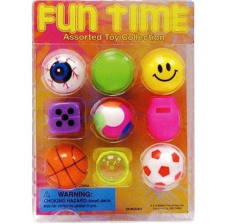 "1"" FUN TIME MIX - 100 COUNT"