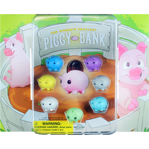"2"" WORLD'S SMALLEST PIGGY BANK- 250 COUNT"