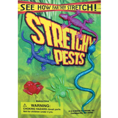 "1"" STRETCHY PESTS DISPLAY"