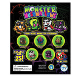 "1"" MONSTER MUSHMALLOWS DISPLAY"
