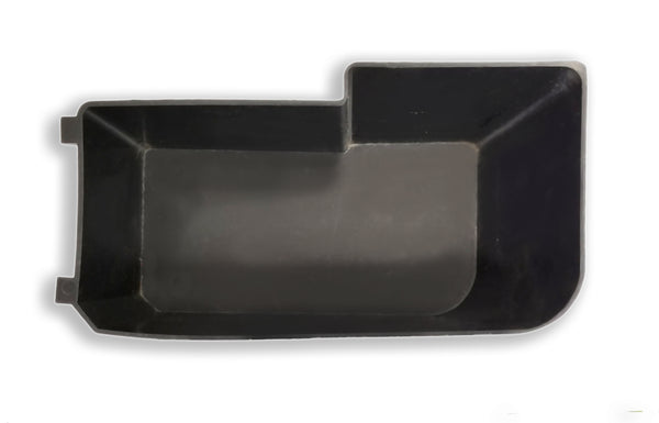 Northwestern Super 80 Black Plastic Cashbox