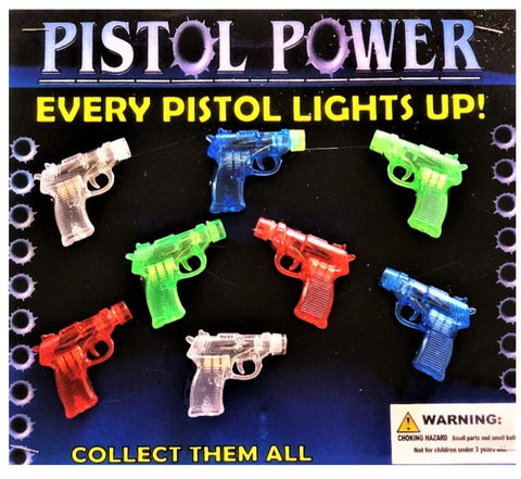 "2"" PISTOL POWER LIGHT-UP - 250 COUNT"