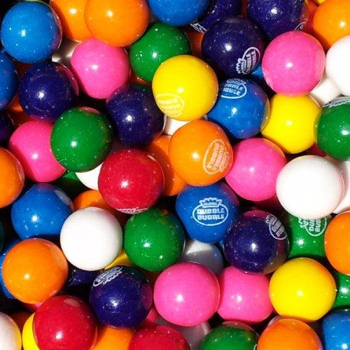 CONCORD DUBBLE BUBBLE ASSORTED GUMBALLS 850 COUNT