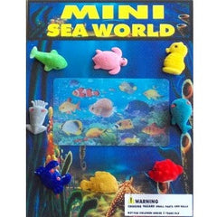 "1"" MINI SEA WORLD DISPLAY"